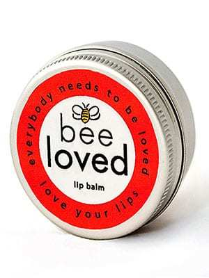 Untitled 1 0005 1. Bee Loved Lip Balm LR