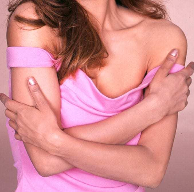 Pimply, Bumpy Arms? Here's What To Do About Them!