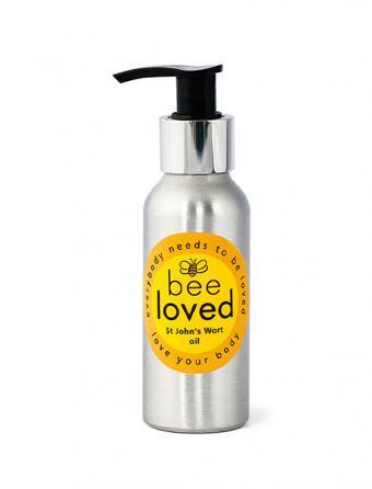 Bee Loved Skincare Products_0000_6. Bee Loved St Johns Wort oil LR