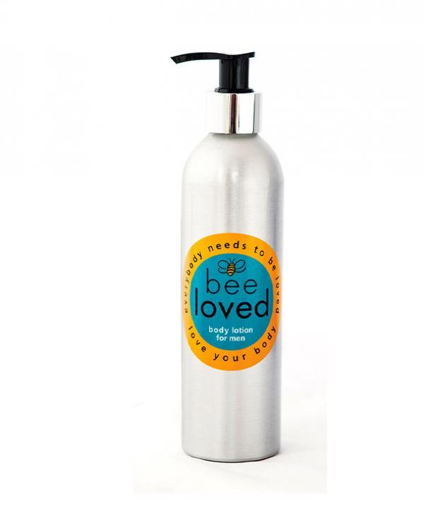 Mens Body Lotion - Bee Loved Skin care