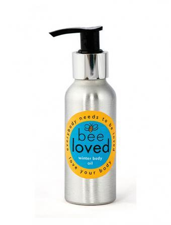 Bee Loved Skin care Products_0009_7. Bee Loved winter body oil LR