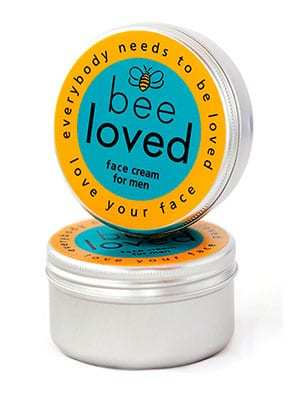 Untitled 1 0007 8. Bee Loved Face Cream Men LR Opt