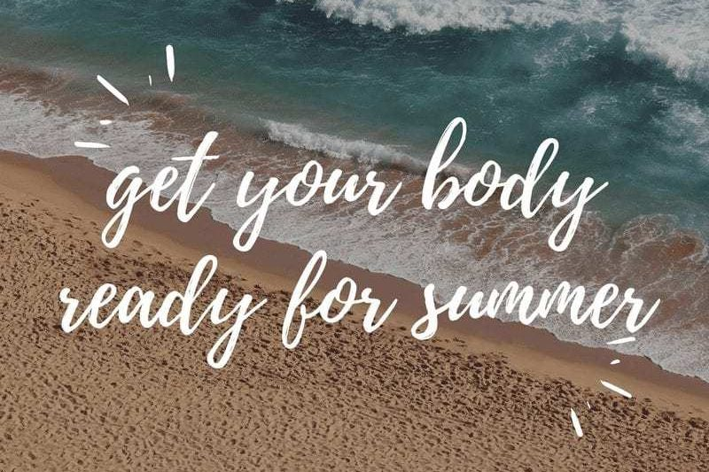 Get ready for summer with food to restore your natural glow