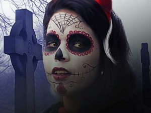 Read more about the article How to restore skin after Halloween makeup
