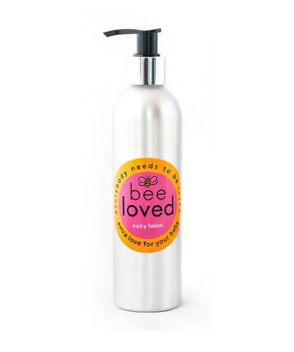 Bee Loved Baby Lotion